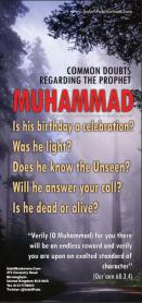 Common doubts Prophet cover